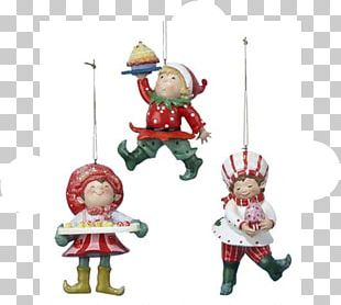 Christmas Ornament Character Fiction Figurine PNG