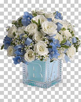 Floristry Flower Bouquet Infant Boy PNG