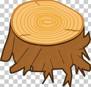 Trunk Tree Stump PNG