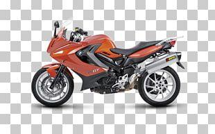 Exhaust System Motorcycle Fairing Akrapovič BMW Motorrad PNG