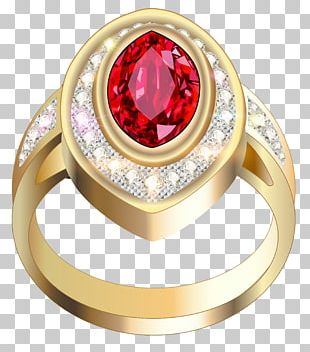 Ring Jewellery Gold PNG
