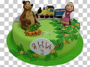 Birthday Cake Torte Masha Sugar Cake Cupcake PNG