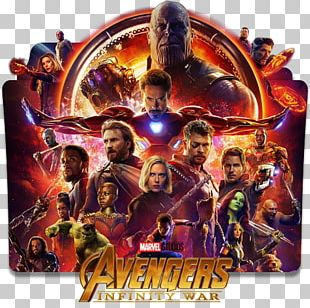 Thanos Wasp Marvel Cinematic Universe Marvel Studios Poster PNG