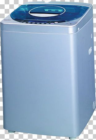 Washing Machine Home Appliance Galanz Refrigerator Haier PNG