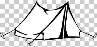 Camping Tent Campsite PNG