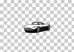 Car Black And White Automotive Design Brand PNG