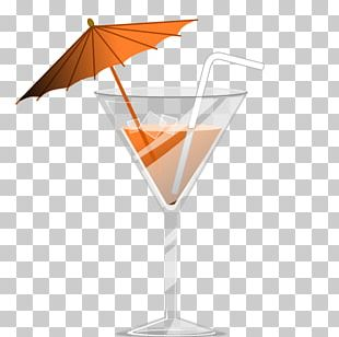 Cocktail Soft Drink Icon PNG