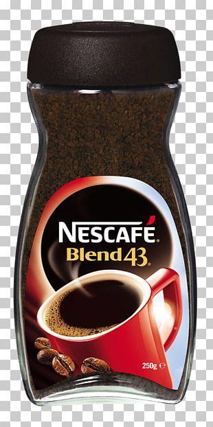 Instant Coffee Nescafé Nescafe Clasico Flavor PNG