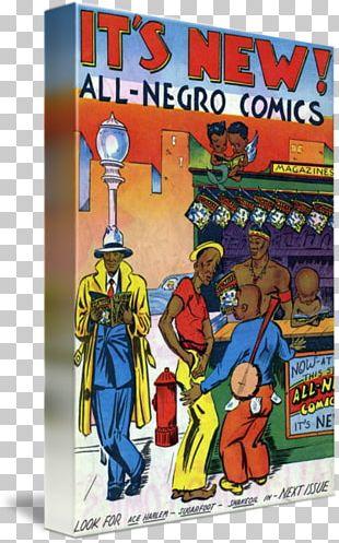 All-Negro Comics Comic Book Superhero Kind PNG