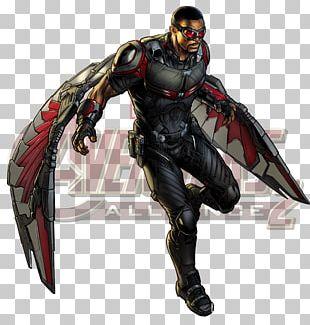 Falcon Captain America Marvel Cinematic Universe Marvel Comics Comic Book PNG