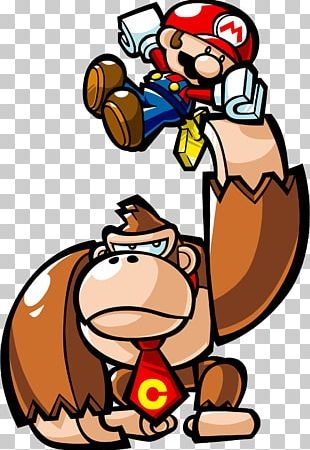 Mario Vs. Donkey Kong: Mini-Land Mayhem! Mario Vs. Donkey Kong 2: March Of The Minis Mario Bros. PNG