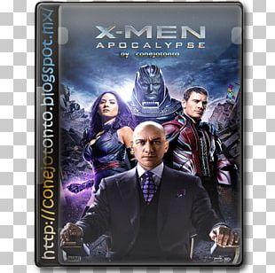Professor X Apocalypse Magneto Psylocke X-Men PNG