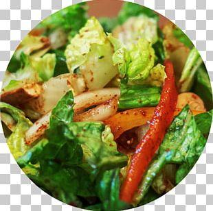 Caesar Salad Spinach Salad Fattoush Vegetarian Cuisine Leaf Vegetable PNG
