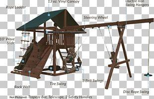 Swing Playground Slide Circus PNG