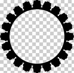 Black Circle Ring PNG