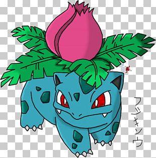 Pokémon GO Pokémon Red And Blue Ivysaur Venusaur PNG
