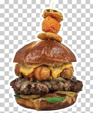 Slider Cheeseburger Hamburger Buffalo Burger Veggie Burger PNG