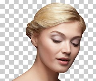 Hair Coloring Hairstyle Blond Layered Hair PNG