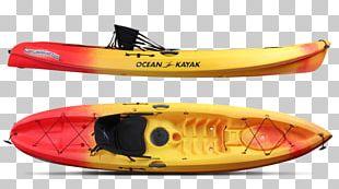 Sea Kayak Ocean Kayak Scrambler 11 Sit-on-top Canoe PNG