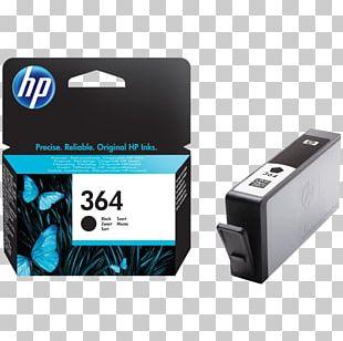 Hewlett-Packard HP 364XL Ink Cartridge Printer PNG
