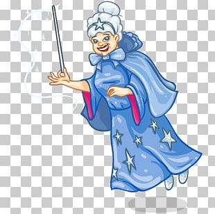 Fairy Godmother Costume Godparent PNG