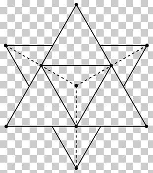 Sacred Geometry Tetrahedron Geometric Shape PNG