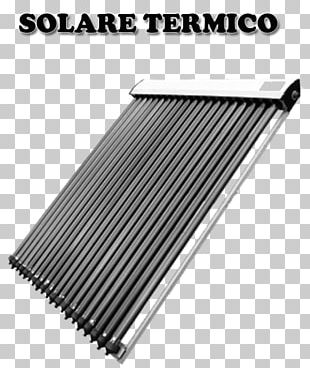 Solar Water Heating Solar Thermal Collector Heat Pipe PNG