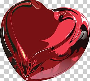 Heart Valentine's Day Green PNG
