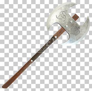 Larp Axe Knife Throwing Axe Battle Axe PNG
