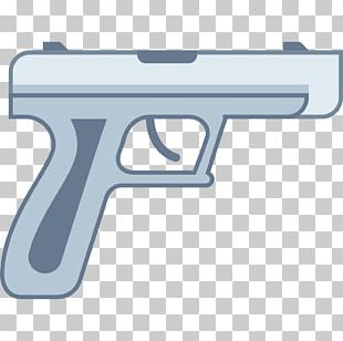Weapon Firearm Computer Icons Pistol Handgun PNG