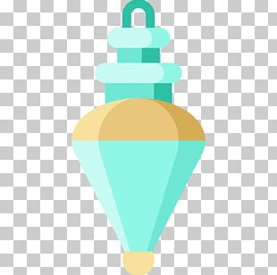 Ice Cream Cones Turquoise Teal PNG
