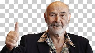 Sean Connery Thumbs Up PNG