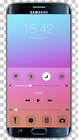 Feature Phone Smartphone IPhone 8 Lock Screen Android PNG