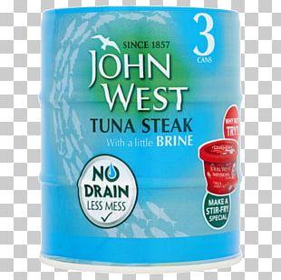 Fish Steak Tuna Salad John West Foods Water PNG