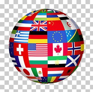 Flags Of The World Pen Pal Stock Photography Globe PNG