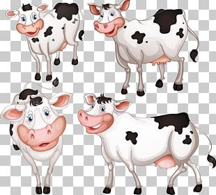 Holstein Friesian Cattle Dairy Cattle Livestock Dairy Farming PNG