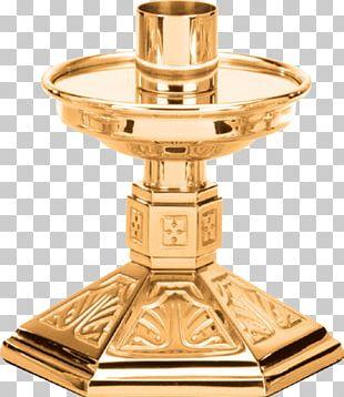 Altar Candlestick Altar Candlestick Brass .com PNG