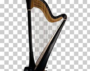 Celtic Harp Konghou Musical Instruments PNG