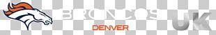 Denver Broncos Fizzy Drinks NFL Graphic Design Logo PNG