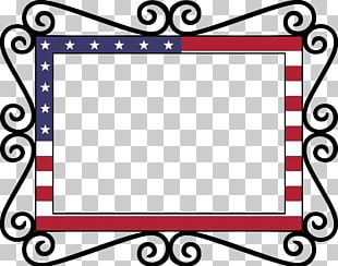 Flag Of The United Kingdom Frames Flag Of The United States PNG