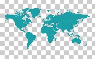 World Map Globe Customer Earth PNG