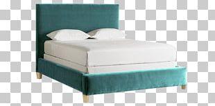 Bed Frame Mission Style Furniture Mattress Box-spring Platform Bed PNG