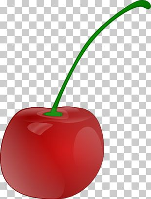 Cherry Cherries Jubilee Fruit PNG