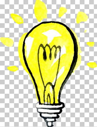 Incandescent Light Bulb Drawing Computer File PNG