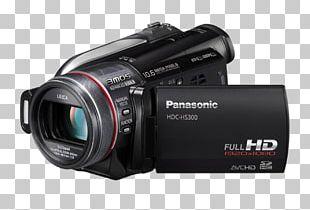 Nikon D300 Video Camera Panasonic Camcorder PNG