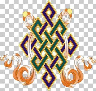 Tibetan Buddhism Ashtamangala Buddhist Symbolism PNG