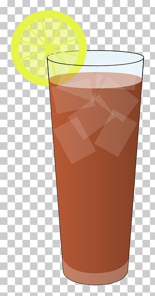 Iced Tea Cocktail Juice Mai Tai PNG