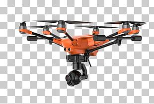 Yuneec International Typhoon H Unmanned Aerial Vehicle Camera Aircraft PNG