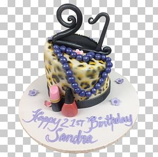 Buttercream Birthday Cake Sugar Cake Cake Decorating Torte PNG