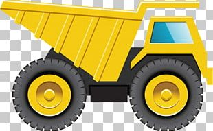 Architectural Engineering Heavy Machinery Truck Cement Mixers PNG